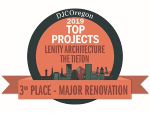 Lenity Architecture Tieton DJC Top Project