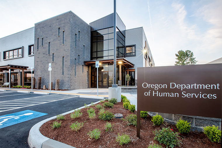 Department of Human Services in Dallas, OR 4